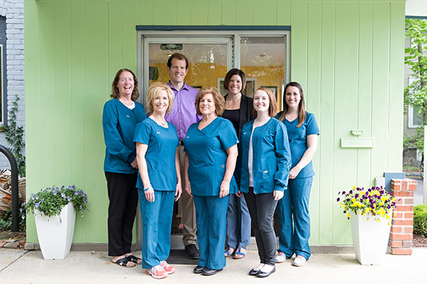Family dentistry by Nicholas Greashaber, DDS and his team in Ann Arbor, MI.